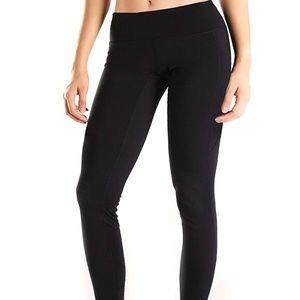 Yogipace Yoga Jogging Running Pants fleece lined S